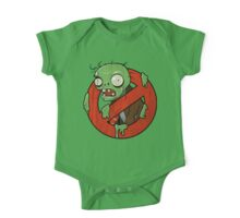 Zombie Buster One Piece - Short Sleeve
