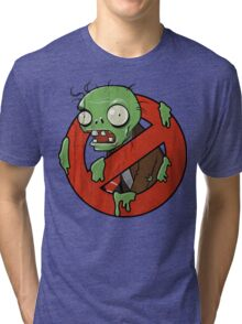 Zombie Buster Tri-blend T-Shirt