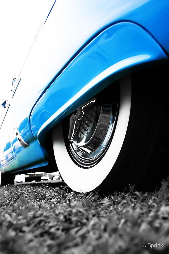 '54 Ford by J. Sprink