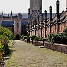 Vicar's Close, Wells by Photography  by Mathilde