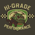 Hi-Grade Performance by freeagent08