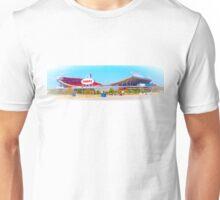 Arrowhead Stadium, Kansas City Chiefs, Tilt-Shift, Color Unisex T-Shirt