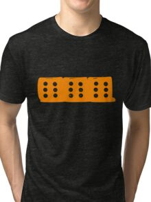 666 Orange Tri-blend T-Shirt