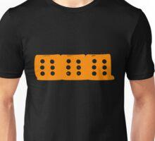 666 Orange Unisex T-Shirt
