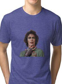 Dr Frank N Furter Tri-blend T-Shirt