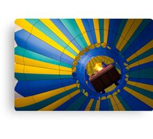 Up up and away! Canvas Print