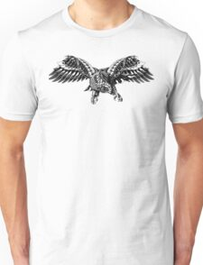Ornate Falcon Unisex T-Shirt