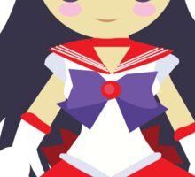 Chibi - Sailor Mars Sticker