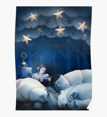 She Reads Them to Sleep Poster