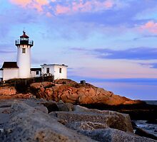 Eastern Point Lighthouse  by Jarrod Valliere