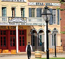 Old Town Sacramento by Agro Films