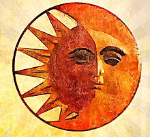The Sun and Moon as One by Scott Mitchell