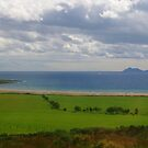 Towards Holy Isle by Susan Dailey
