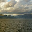 Towards Loch Long by Susan Dailey