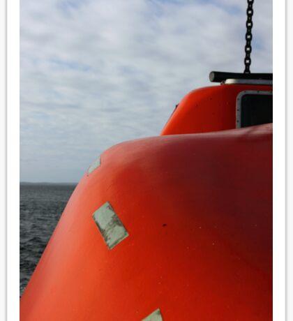 Lifeboat Sticker