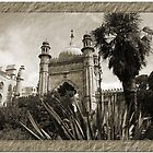 Brighton Pavillion B&W by inglesina