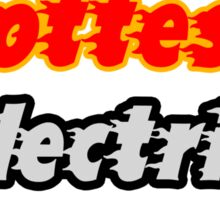 World's Hottest Electrical Engineer Sticker