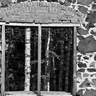 Delaware Mine Ruin window by jrier