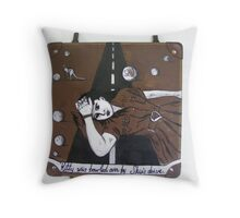 Bowled Over Throw Pillow