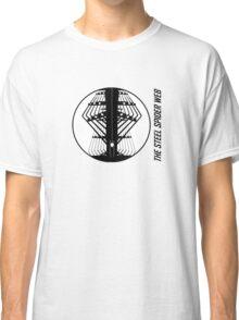 steel spider web Classic T-Shirt