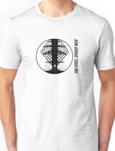 steel spider web Unisex T-Shirt