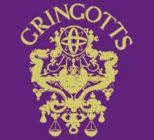 Gringotts  by Rachel Miller