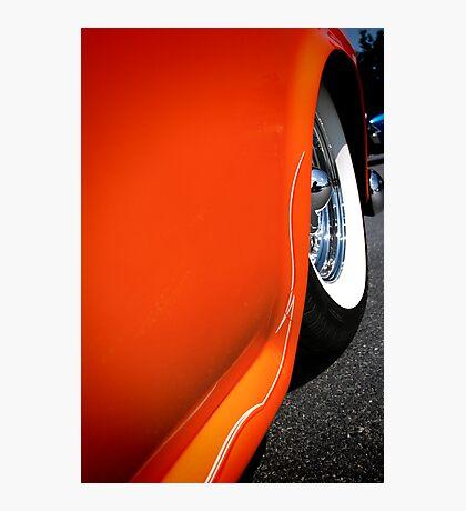 '48 Cadillac Photographic Print