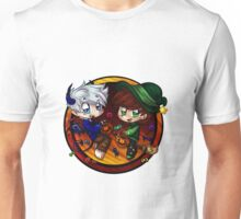 Trick or Treat Hiccup and Jack! Unisex T-Shirt