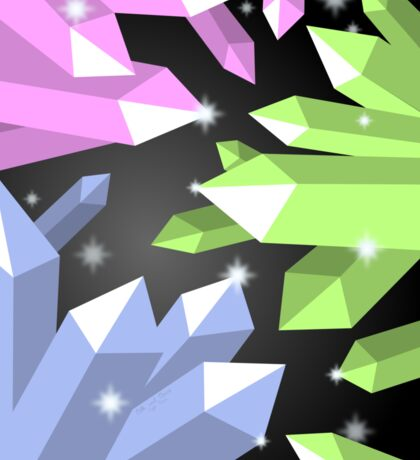 Crystal Cave of Wonder Sticker