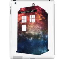 TARDIS-Galaxy iPad Case/Skin