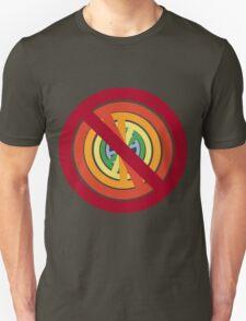 Saying No To Saying No Unisex T-Shirt