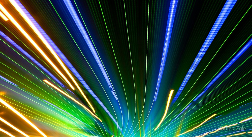 Speed of Light by James Cole