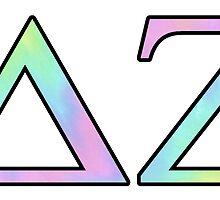 Delta Zeta by Jason Levin