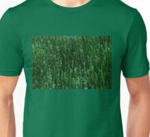 Irish Green Water Droplets Unisex T-Shirt