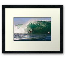 Jerry Houston Framed Print