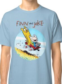Finn And Jake Adventure Time Classic T-Shirt