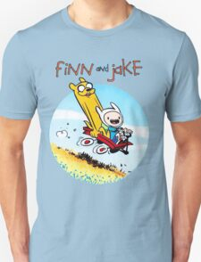 Finn And Jake Adventure Time T-Shirt
