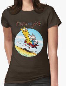 Finn And Jake Adventure Time T-Shirt