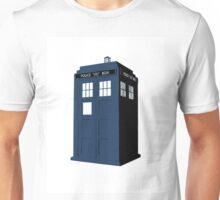 TARDIS-Plain Unisex T-Shirt