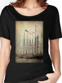 Tall Ships Women's Relaxed Fit T-Shirt