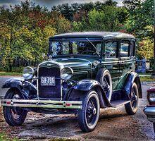 1931 Model A by CJ Fuchs