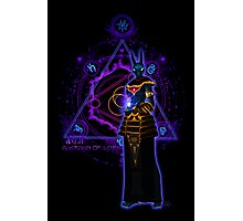 ☼ ☥ Anput, Guardian of Lore ☥ ☾ Photographic Print