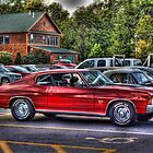 Chevelle SS by CJ Fuchs