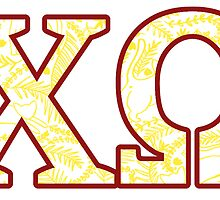 Chi omega by Jason Levin