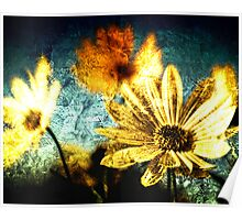 Flowers of Yellow Poster