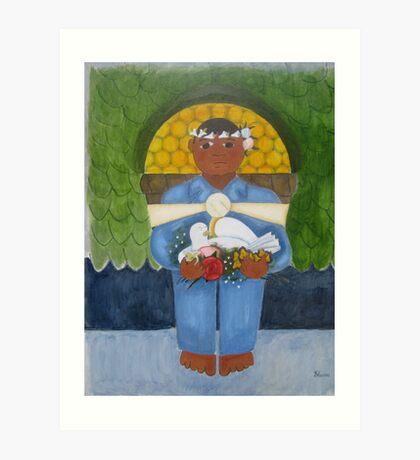 Son of Mexico Art Print