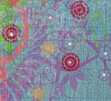 Art Journaling Whimsical Forest Sticker