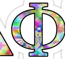 Dphie Delta Phi Epsilon Sticker