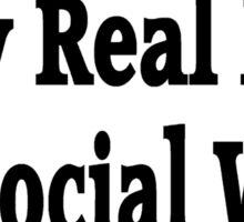 Social Worker Sticker