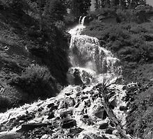 Vidae Falls - Crater Lake National Park by Harry Snowden